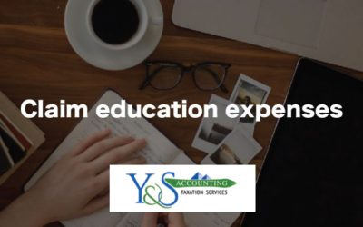 Claim Education Expenses